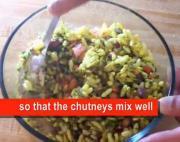 Spicy Bhel Puri