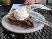 Brownie Scotch Pie