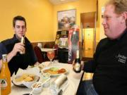 Man v. Food Nation Challenge: Taqueria El Sombrero, Healdsburg, CA