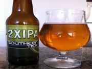 2XIPA Double India Pale Ale Beer review by Southern Tier