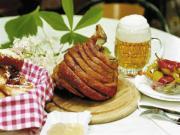 Traditional Crumb Crust Baked Ham