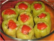 Dolma is a stuffed vegetable dish - very popular Afghani dish