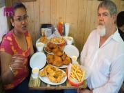 Momma Cuisine Food Travels - Fried Chicken & Ronald Reagan in Dixon, Illinois