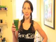 Hangover Cure Green Juice