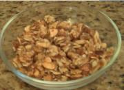 Homemade Candied Almonds