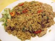 Oriental Rice Medley