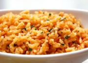 Vegetable Rice Mexicano