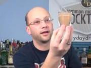 The Black Raspberry Twizzler Cocktail