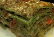Baked Green Lasagna With Bolognese Sauce - Part 2