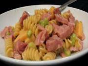 Lynn's Ham & Smoked Gouda Pasta Salad