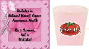 National breast Cancer awareness Month Observed by Fazoli's