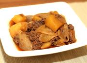 Alsatian Meat and Potato Stew