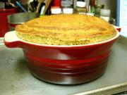 Cheese Souffle With Gruyere Cheese