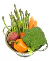 Orange and green Vegetables Can Increase your life Span