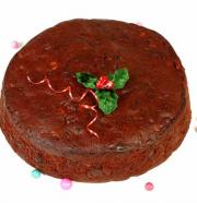 Christmas Cake - Part 2  - Baking