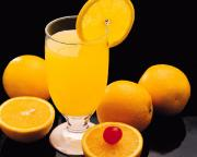 Exotic Orange Cocktails