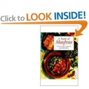 A Taste of Madras: A South Indian Cookbook