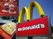 McDonald's launches new Fall menu.