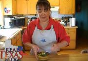 Mexican Torta Sandwich with Cheese - Part 1 - Scallion Mixture