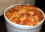 Cheese And Salmon Souffle