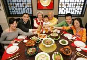 Chinese New Year's Eve food traditions