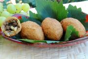 Kibbeh Nablus is the most popular variety of Kibbeh in Lebanese and Syrian cuisine