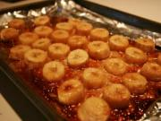 Roasted Bananas in an Aga Oven
