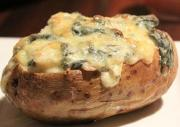 Twice Baked Creamy Potatoes