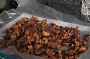 Caramelized Cashews