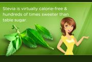 The goodness of stevia