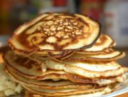 Wheat Pancakes