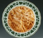Baked Green Fettuccine
