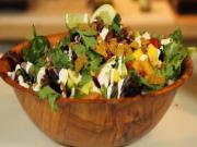Brad's Raw Foods | Brad's Raw : Taco Salad (La Fiesta RAWvolution!)