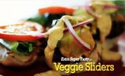 Extra Super Tasty Veggie Sliders