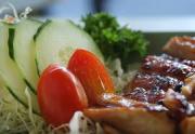 Easy Diet Menu-Healthy Fresh Fruits And Vegetables