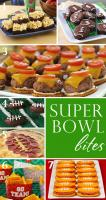 Super bowl party treats for a great time!