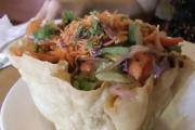 Lunch at Sharky's Mexican Grill in Orange County: VLOG 4 Chef Julie Yoon