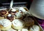 Glazed Cinnamon Bread