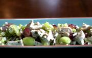 Turkey And Green Grape Salad