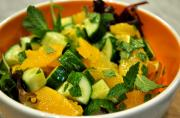 Orange And Green Salad