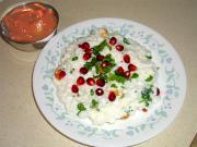 Curd Rice / Yogurt Rice