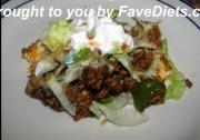 Low Carb Taco Bake