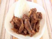 Chicken Adobo (Traditional Filipino Dish)