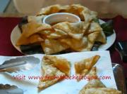 Cheese Filled Wontons