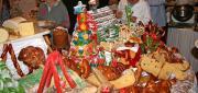 Christmas Tree Bread