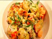 Lobster Potato Salad with Tarragon Mayonnaise