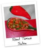 Mexican Salsa with Jalapeno Peppers