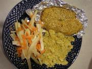 Herbed Com And Couscous