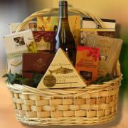 Wine baskets bring along taste, health and also a touch of class and exclusivity.