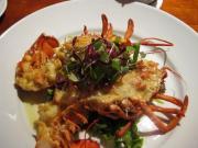 Crab Thermidor